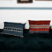 Cushion Cover Bhuj 23x14 Cotton-Tussar SilkHome textiles Cushions / Bolsters Cushion cover