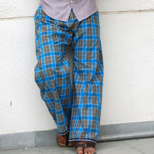 Lungi bottom reversible cotton stitched wearables apparels, bottom wear mens