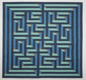 Amaze Dhurrie DEEG Square 8'x8' , Home textiles , Rugs , Carpets , Durrie weaving