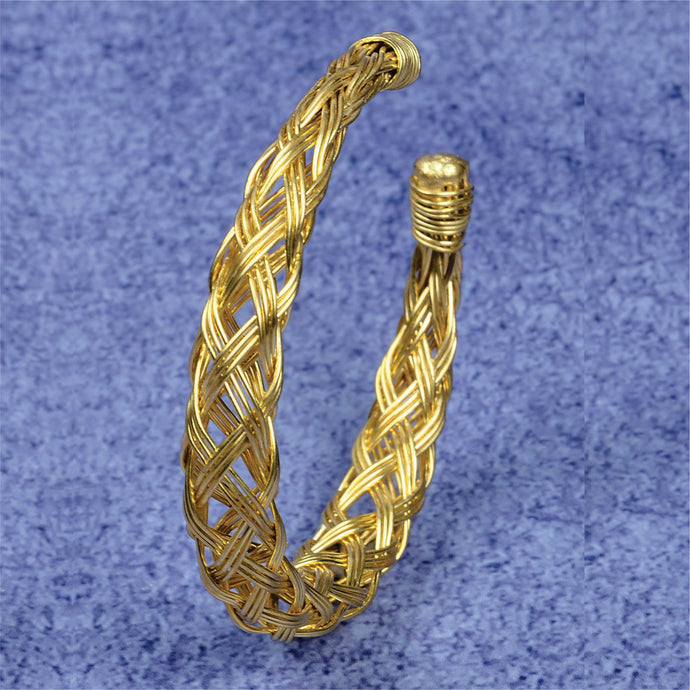 Tokri Gold Bangle Wearable Jewellery