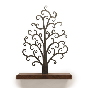 Bastar Tree of Life L , Home Objects , Organising , Wall shelf, shelf