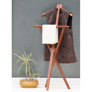 Coat Stand Wooden Furniture art piece hanging clothes and apparels , Furniture , Organising , Handmade