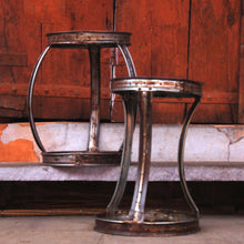 Chai Stool Slim Handmade , Metal, Furniture , Stool, Outdoor