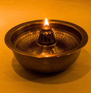 Chirag Oil Lamp , Home Objects , Lighting & Fragrances , Personal Care, diya, lamp, brass diya