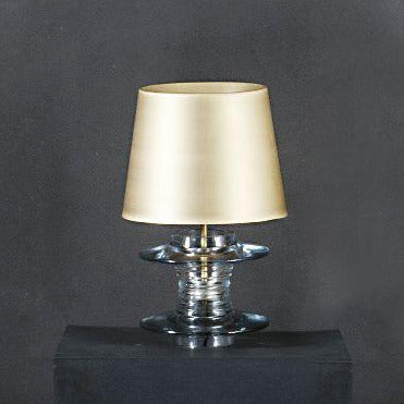 Double Xtdx Lamp Lens Lighting Table Lamp
