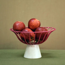 Gulbagh fruit bowl, marble, Stone Turning , Dining , Table top, serving