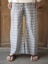 Ikat Bottoms Reversible Grey&White Apparels Wearables stitched bottoms