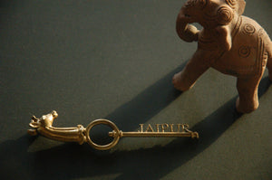 Key to Jaipur- Deer Dagger Handle