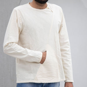 Kora Cotton Bandi Apparel Accessories  Stitched garment Handwoven, shirt