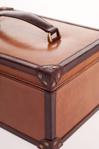 luxury jewelry box, travel bag, leather bag, accessories, trunk