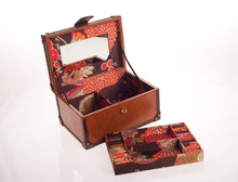 Lea Jewellery Box Tan