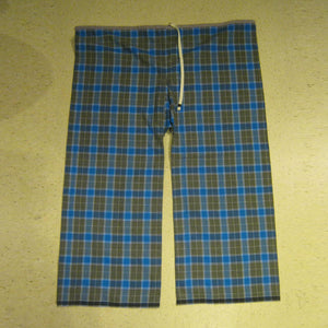 Lungi bottom reversible cotton stitched wearables apparels
