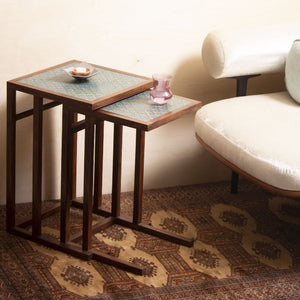Nesting Table-C Booti- Set of 2
