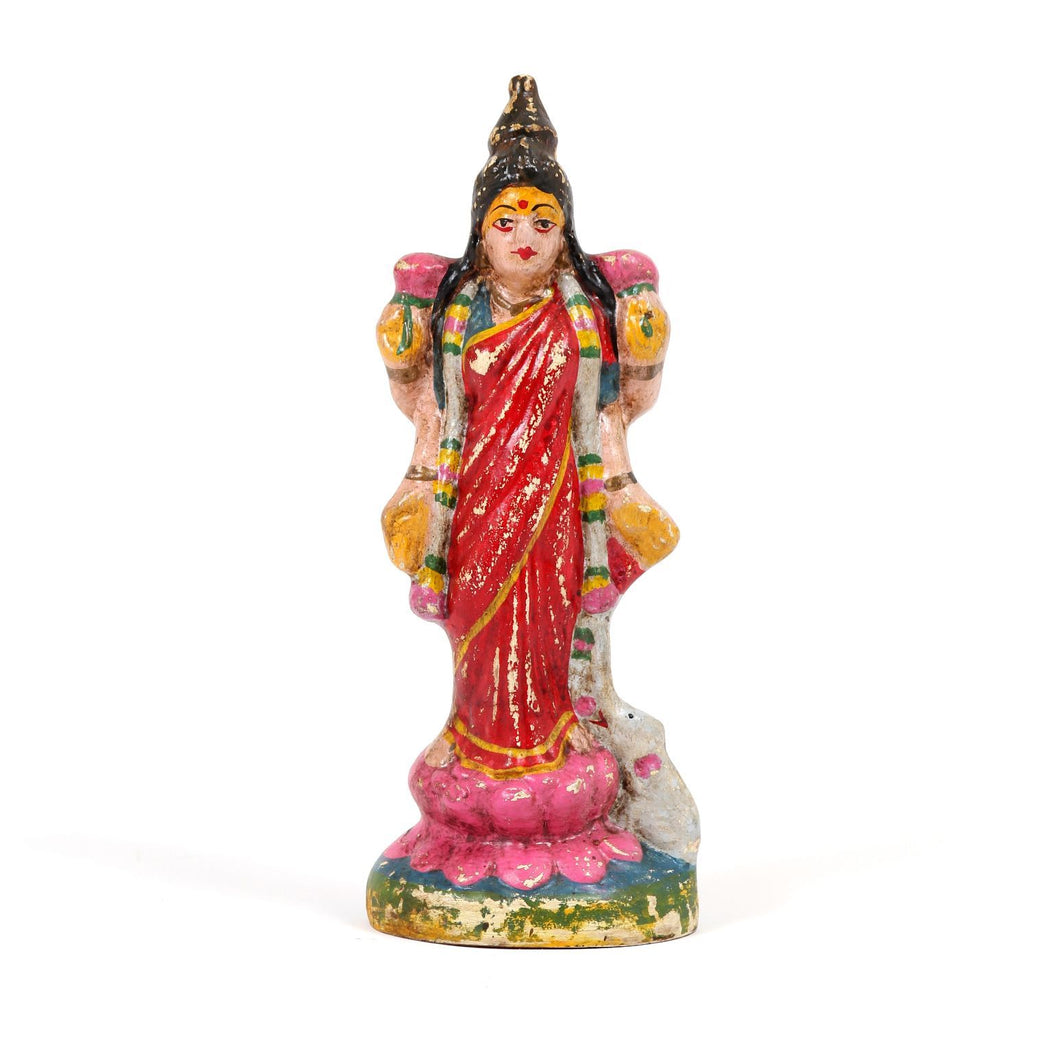 Epic Story Devi PM Statuette L , Home Objects , Display , Paper mache Table Top