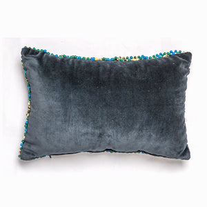 "Sheesh Bagh Cushion Gulaab 18""x12"""