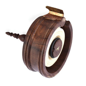 Sultan Tape Dispenser Stationery Desktop Hancraft, tape dispencer wooden, ancient, vinatge