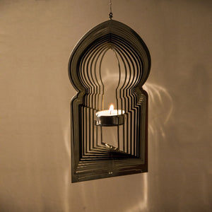 Rumi Tealight Holder SS 3