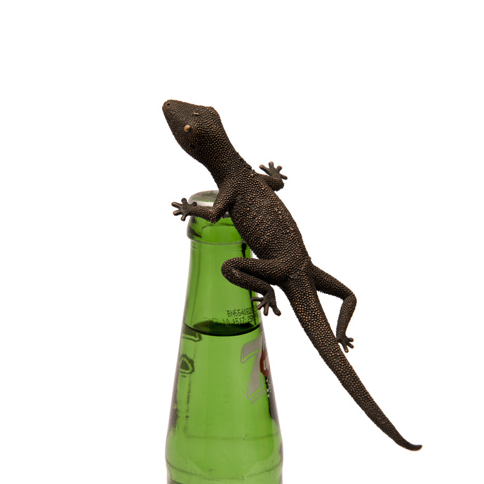 Gecko Bottle Opener