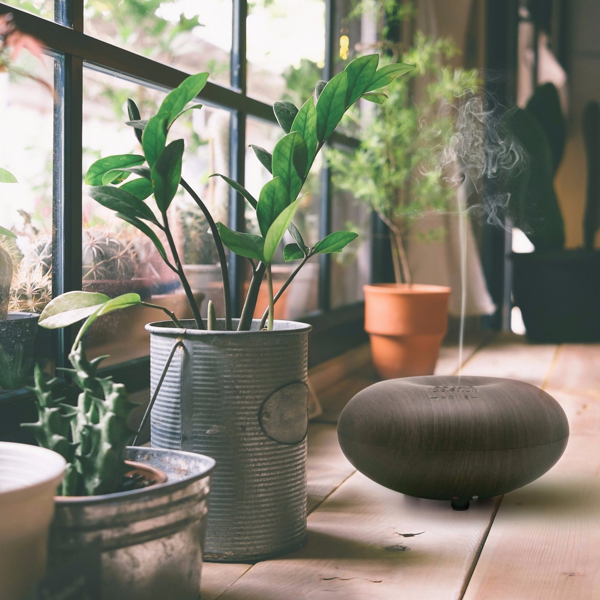 Natural Aroma Diffuser - Bathe to Basics