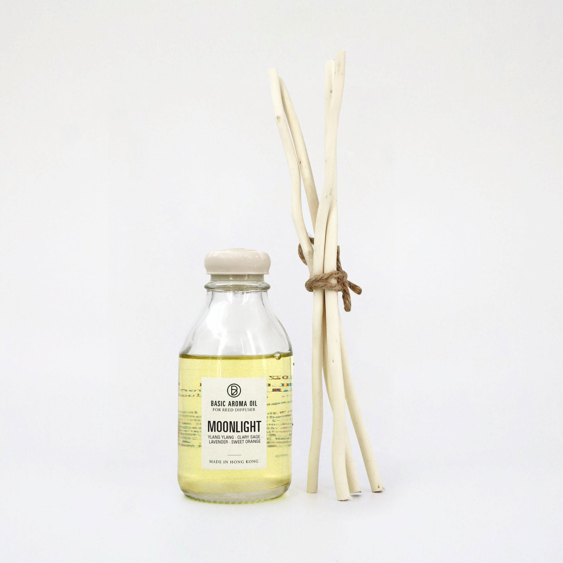 Natural Basic Aroma Oil - Bathe to Basics