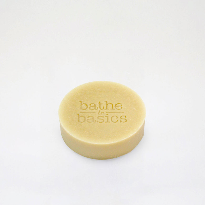 Natural Basic Cream Bars - Bathe to Basics