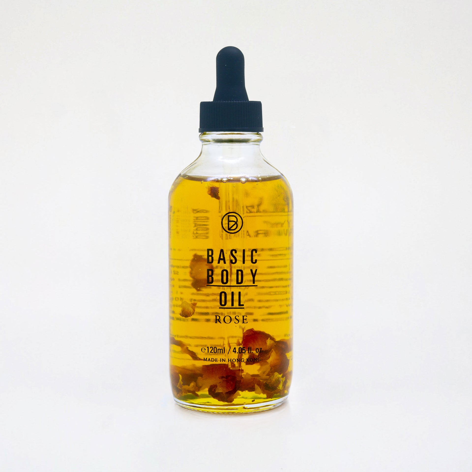 Basic Body Oil - Rose