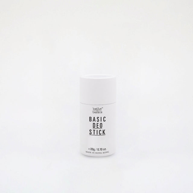 Natural Basic Deo Stick - Bathe to Basics