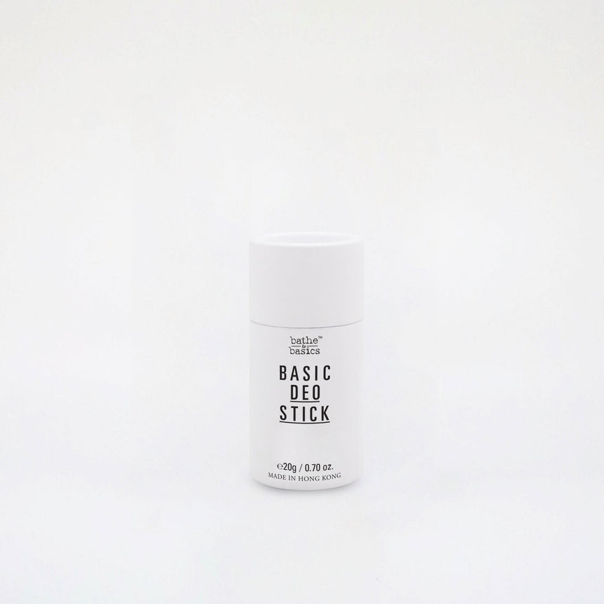 Basic Deo Stick 天然止汗膏 |Made in Hong Kong香港製造