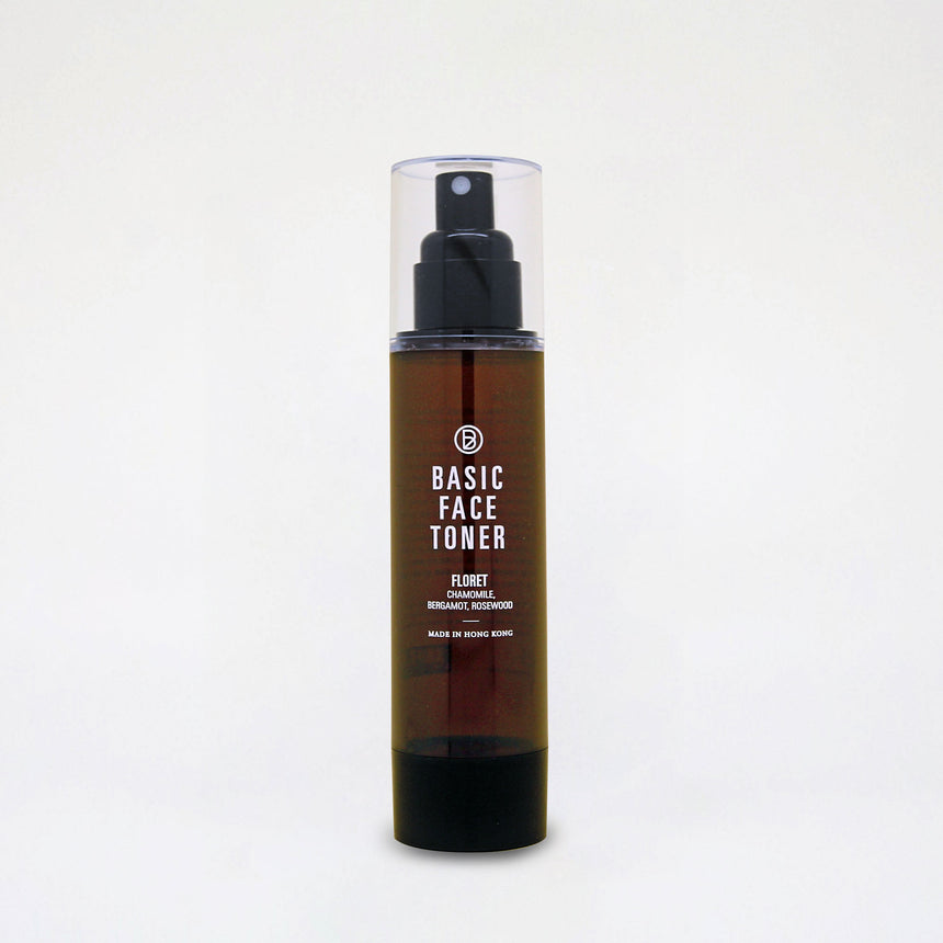 100% Natural Alcohol-Free Face Toner