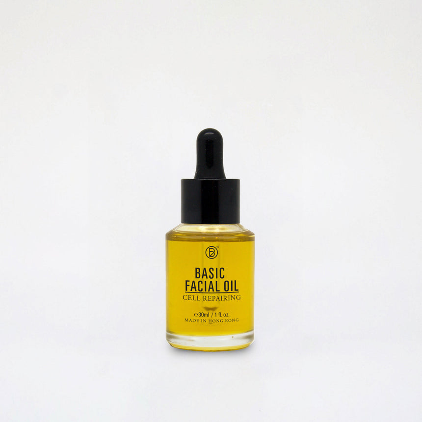 Plant-Based Facial Oil