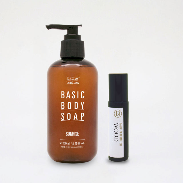 Basic Perfume Oil & Basic Body Soap