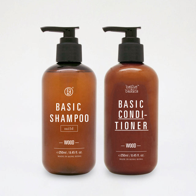 Basic Shampoo MILD & Basic Conditioner