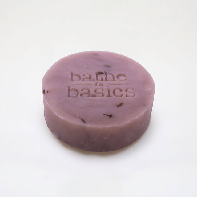 Natural Pure Lavender Soap - Bathe to Basics