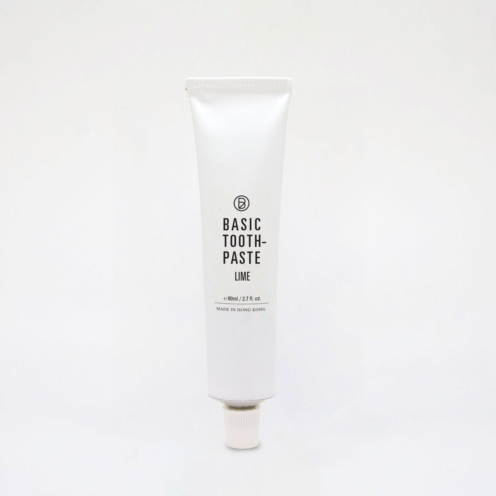 Natural Basic Toothpaste - Bathe to Basics