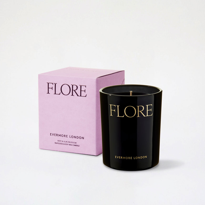 Made in UK - Evermore London Candle - Flore