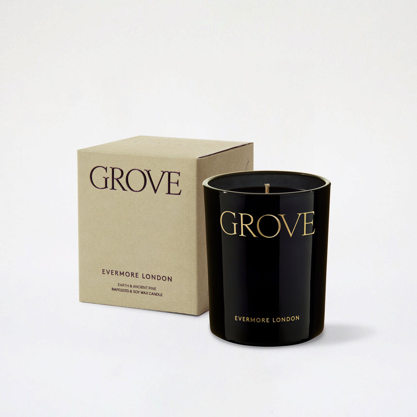 Made in UK - Evermore London Candle - Grove