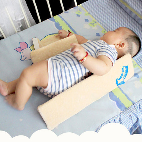 Baby Anti-Roll Infant Sleep Pillow Support Safe Wedge Adjustable Cushion