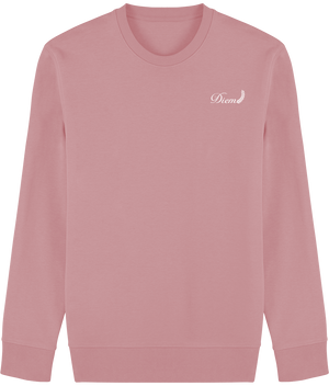 Sweat Col Rond Canyon Pink