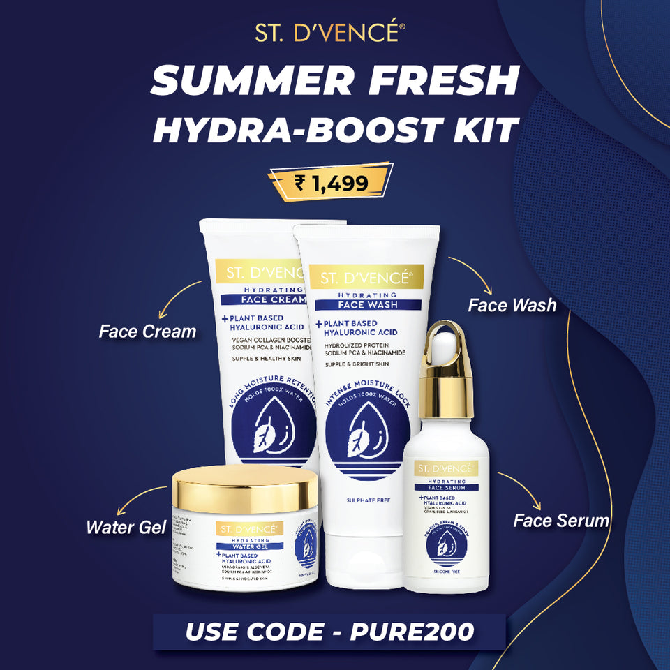 Summer Fresh Hydra-Boost Kit