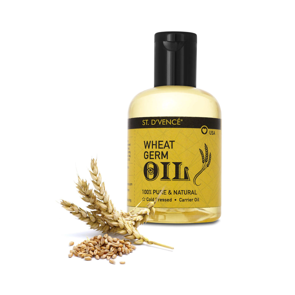 100% Pure Wheat Germ Oil, 100 ml