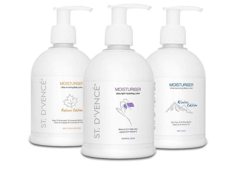 Super Moisturizer Combo (3 x 300 ml)