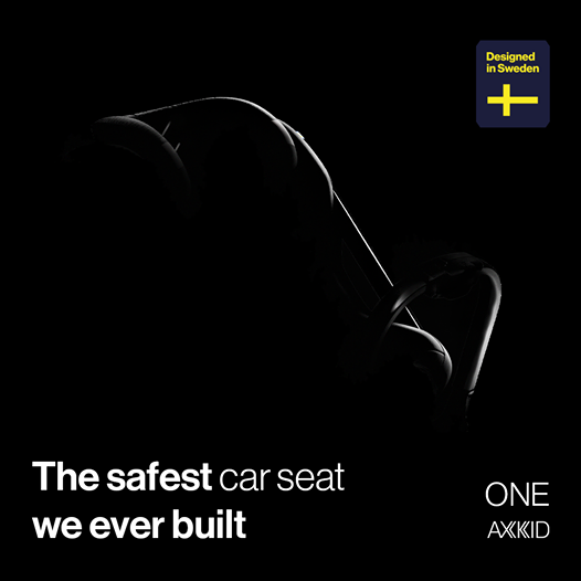 Axkid One Child Car Seat