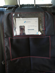 Axkid Premium Seat Protector with iPad / tablet Holder Rearfacing.ie