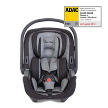 Silver Cross Dream i-Size Infant Car Seat Isofix Base Rearfacing.ie