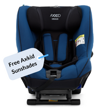 Load image into Gallery viewer, Promotion Axkid Minikid 2.0 Sea Blue | 25kg Rear Facing Car Seat