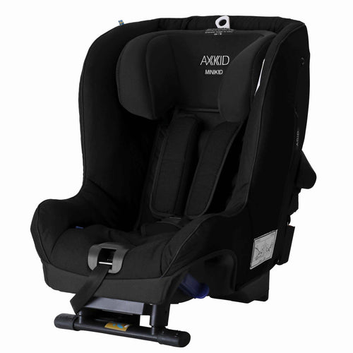 Axkid Minikid, extended rear facing child car seat