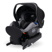 Load image into Gallery viewer, Axkid Modukid Infant Seat / Carrier Newborn to 13kg on Modukid Base Rearfacing.ie