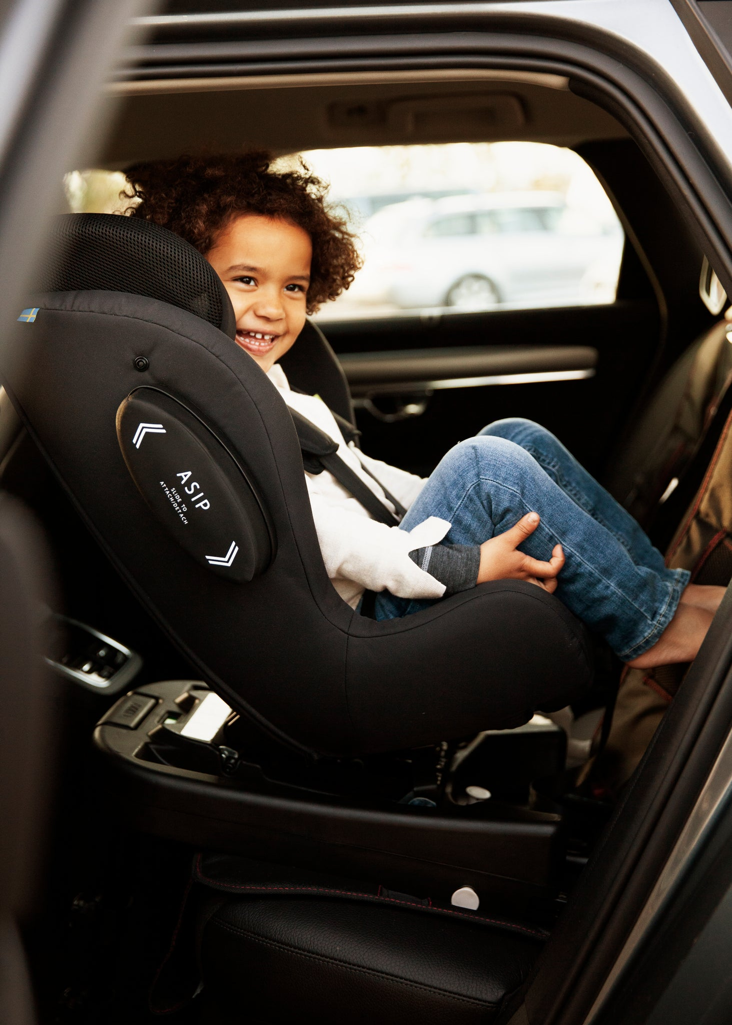 Axkid Modukid I 18kg Rear Facing Car Seat & Modukid Base – Rearfacing.ie