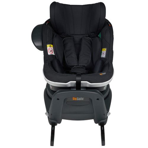BeSafe iZi Turn Spin Child Car Seat 6 months to 4 years Rearfacing.ie