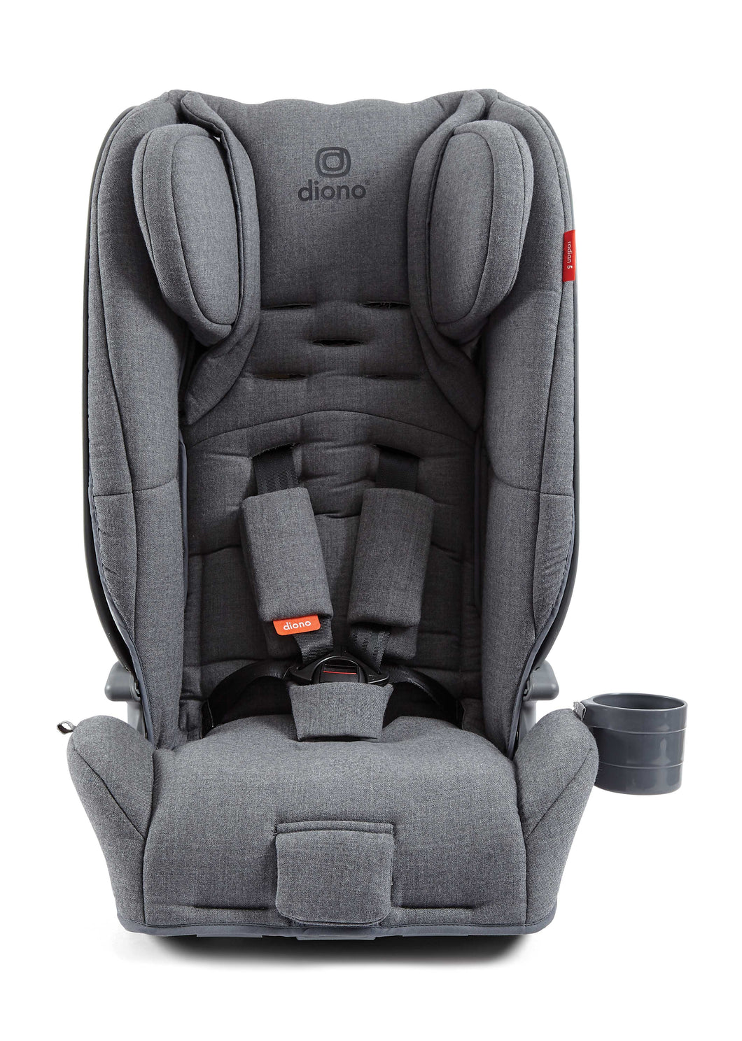 Diono Radian 5 Grey Vogue Child Car Seat Rearfacing.ie